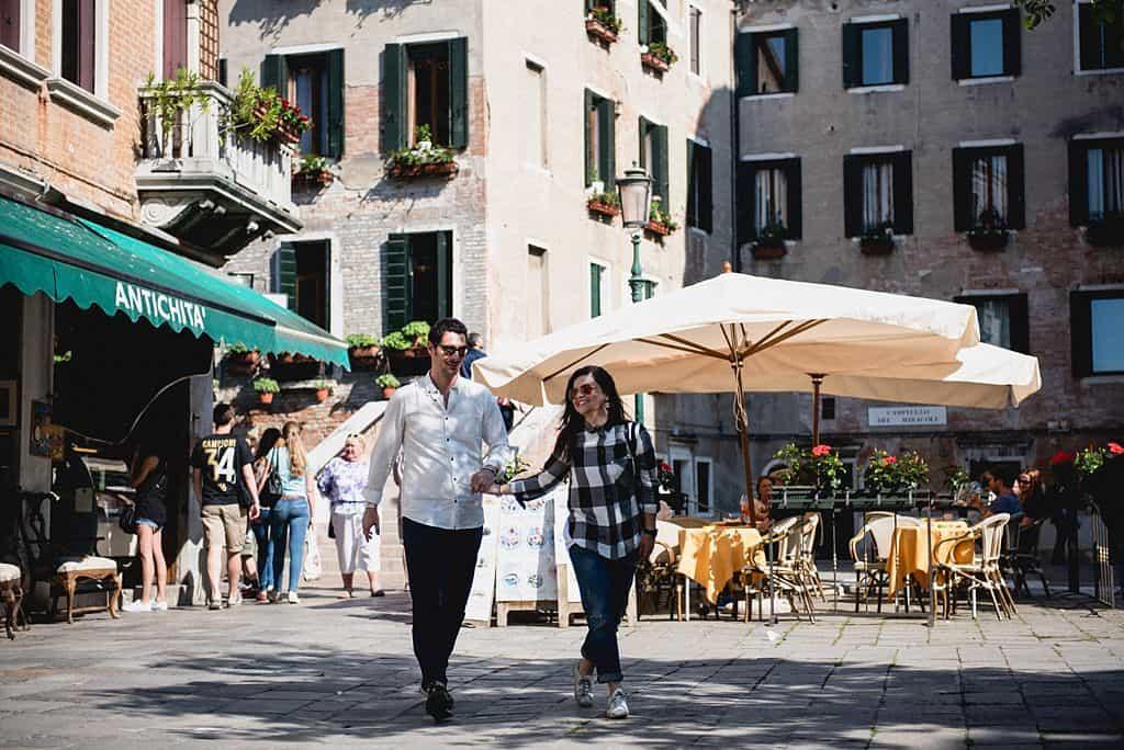 11 engagement venice venezia reportage
