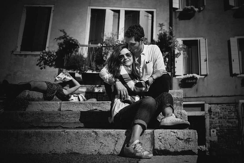23 engagement venice venezia reportage Giulia + Luca | Engagement in Venice