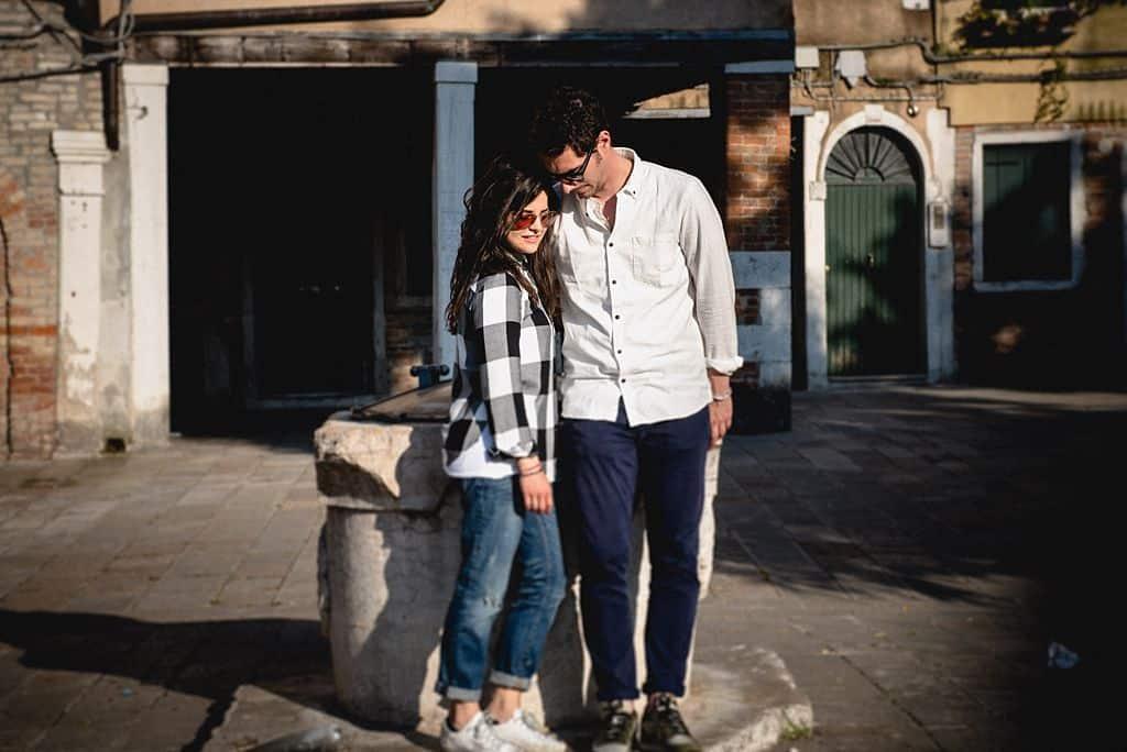 47 engagement venice venezia reportage