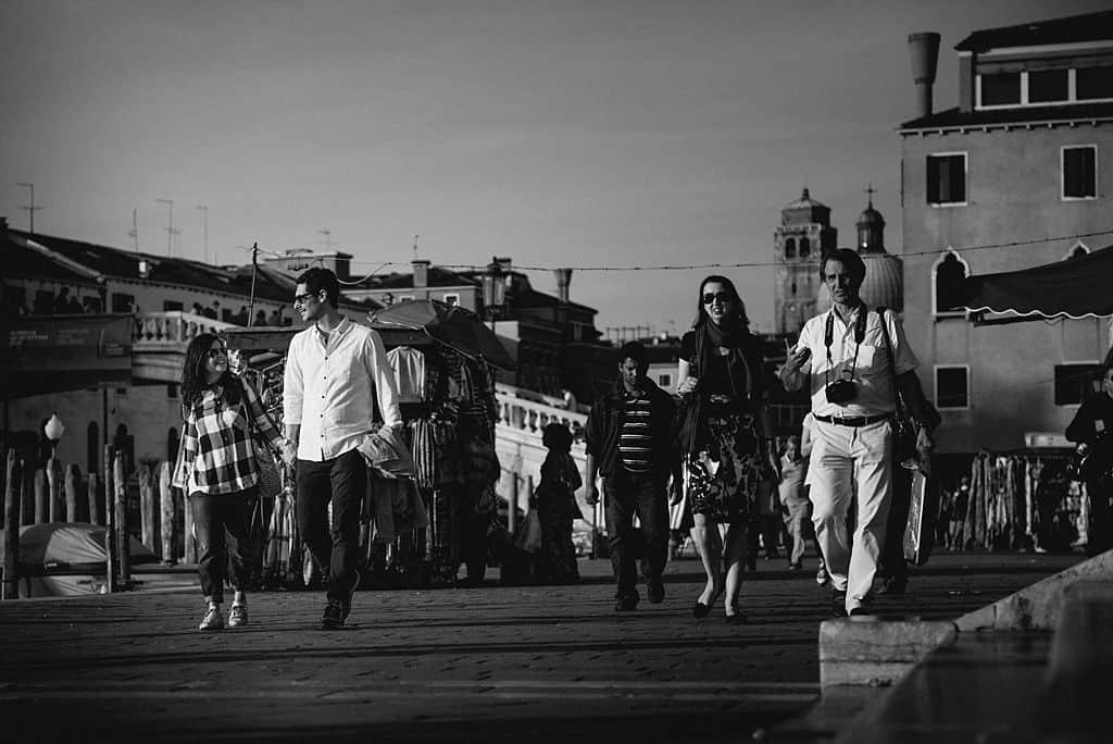 58 engagement venice venezia reportage
