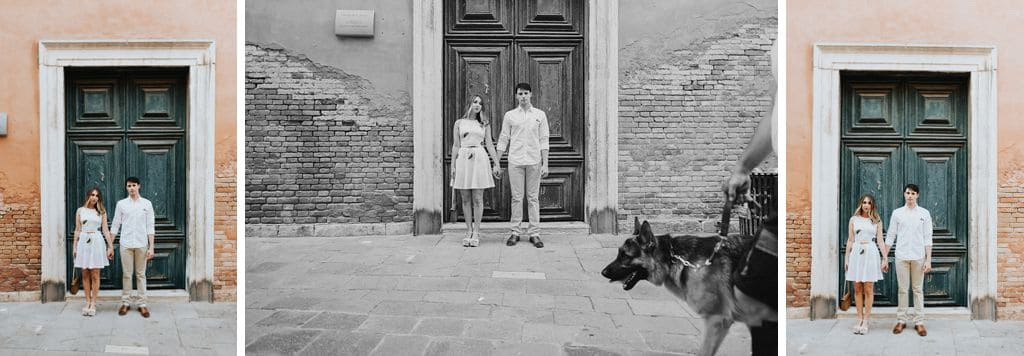 06 engagement in venice photo shooting Rachel + Vlad from Philadephia | engagement session in Venice