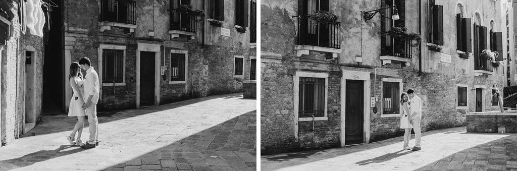 07 engagement in venice photo shooting