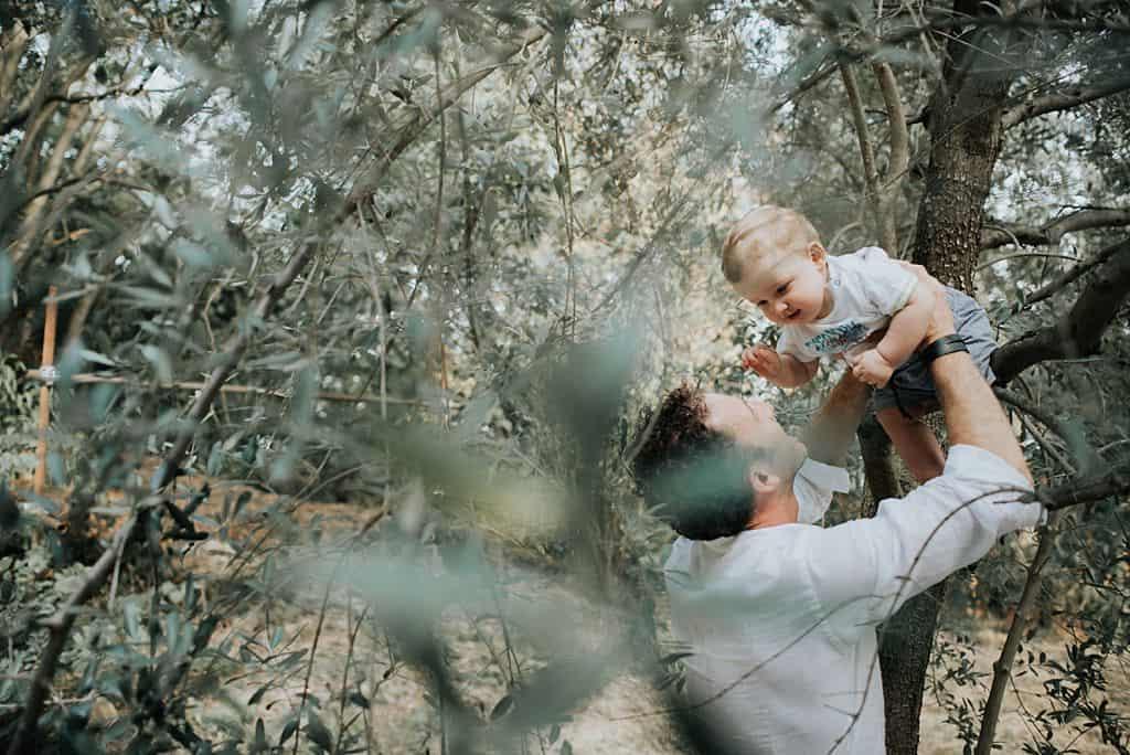 12 foto di famiglia family session