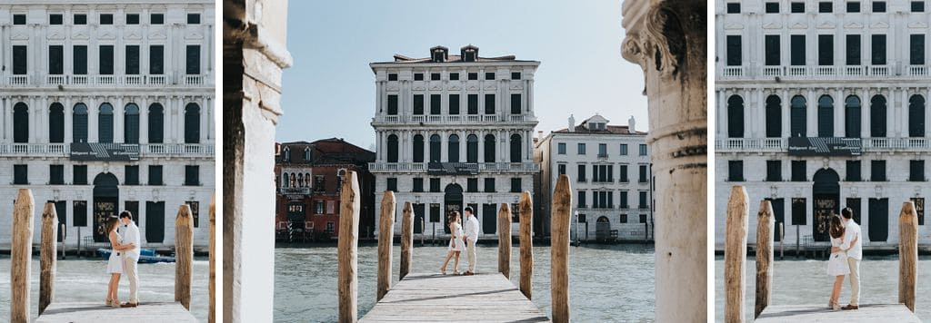 14 engagement in venice photo shooting Rachel + Vlad from Philadephia | engagement session in Venice