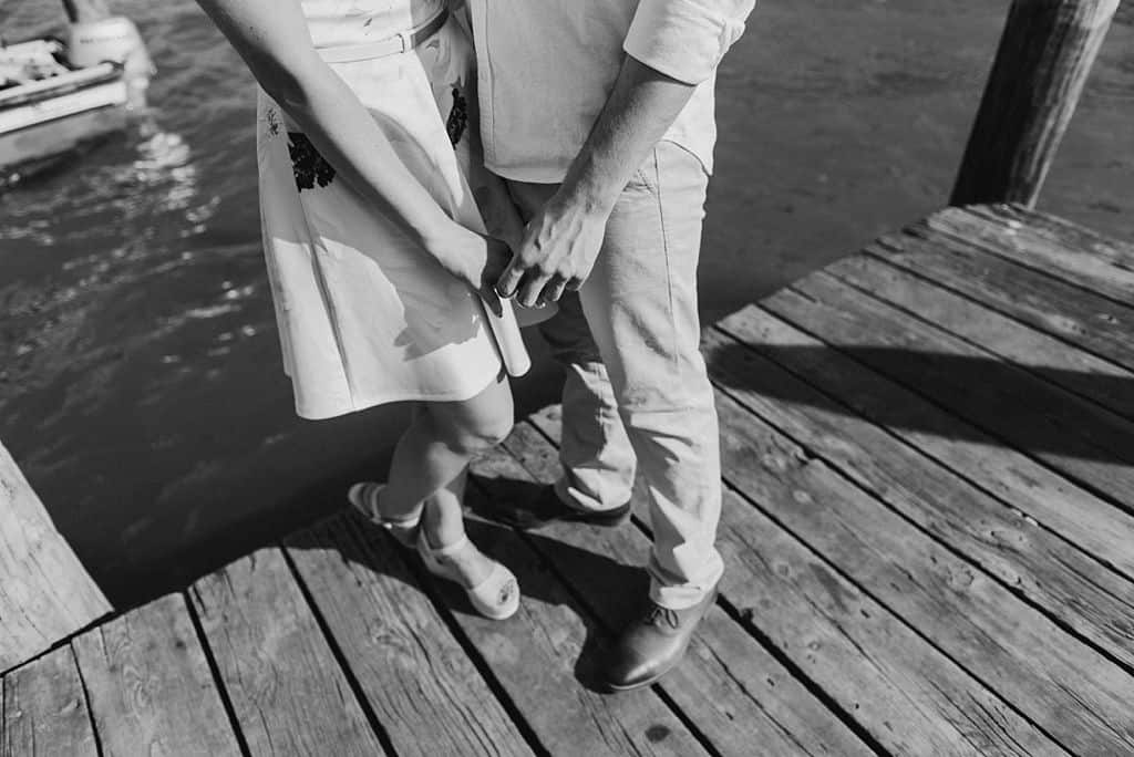 15 engagement in venice photo shooting