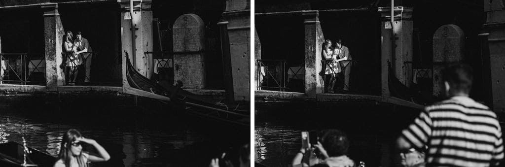 18 engagement in venice photo shooting