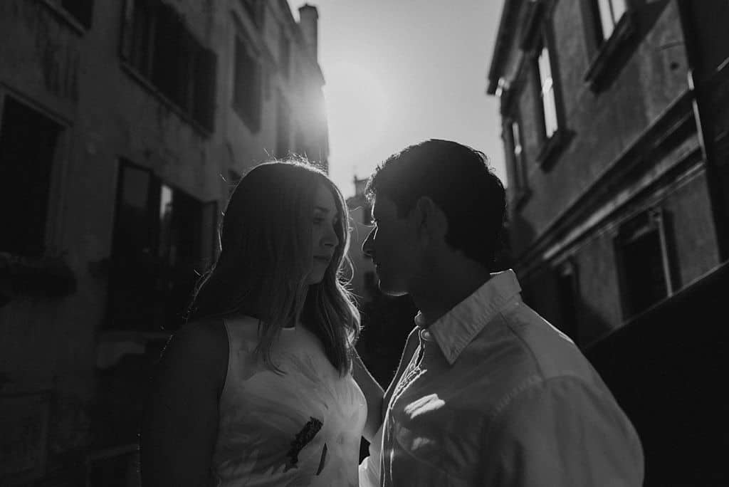 20 engagement in venice photo shooting