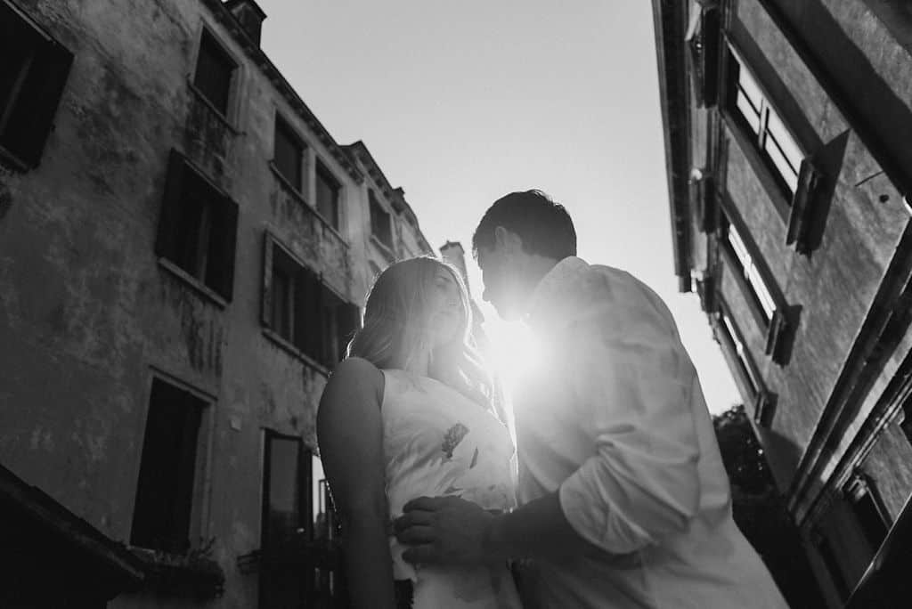 21 engagement in venice photo shooting