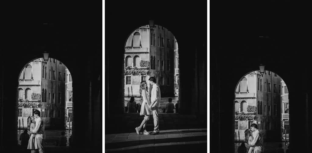 27 engagement in venice photo shooting