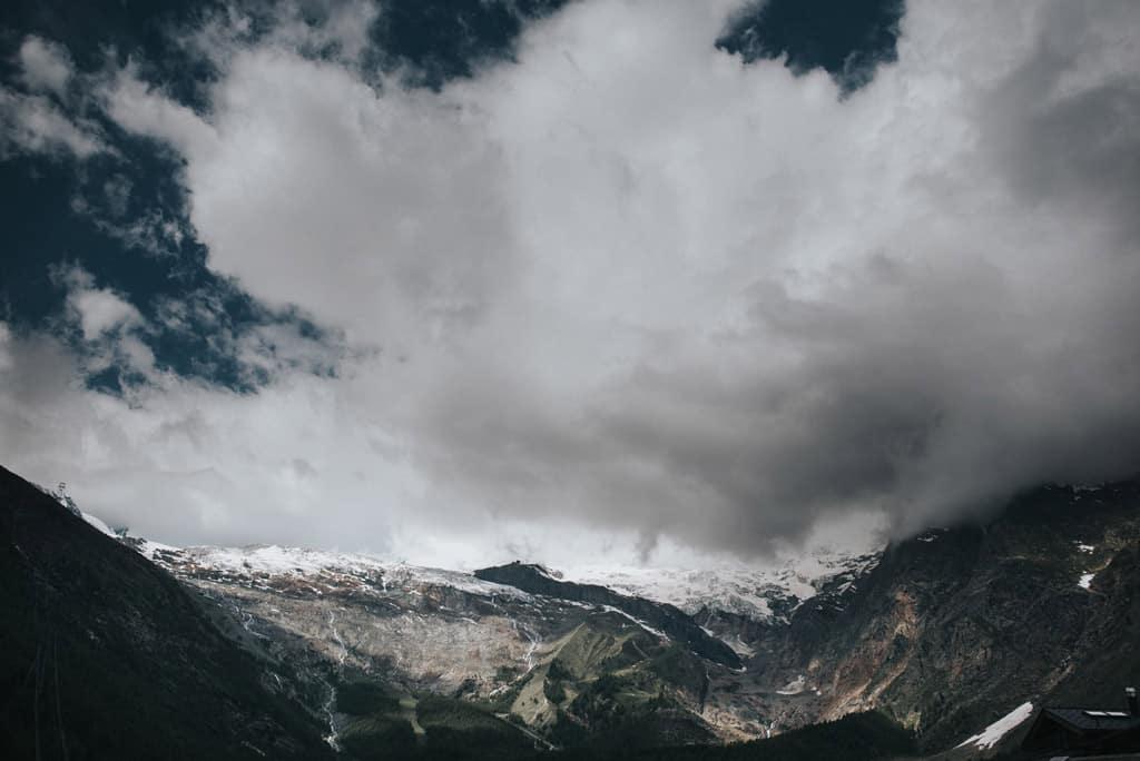 122 matrimonio sulle alpi