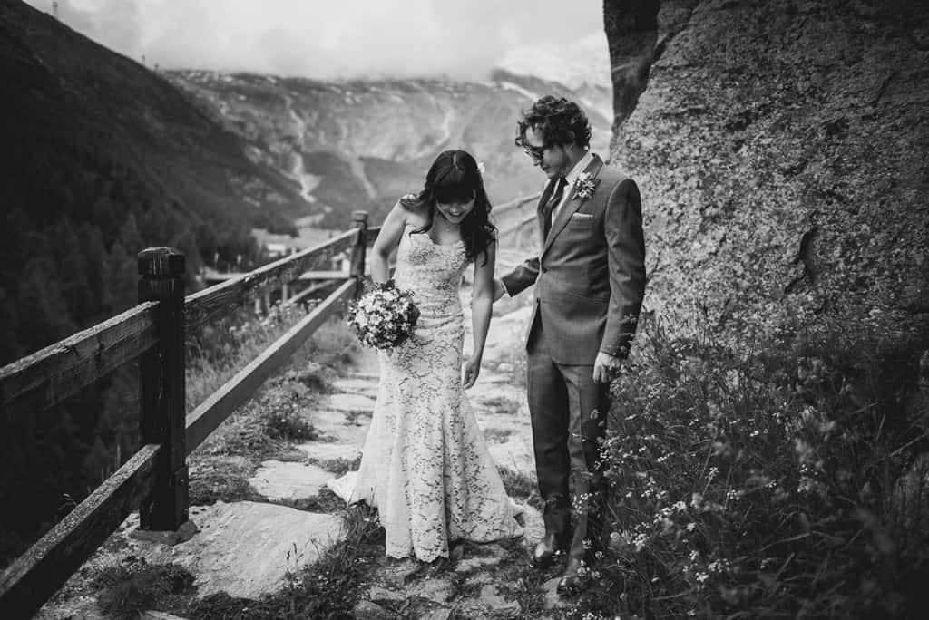123 matrimonio sulle alpi