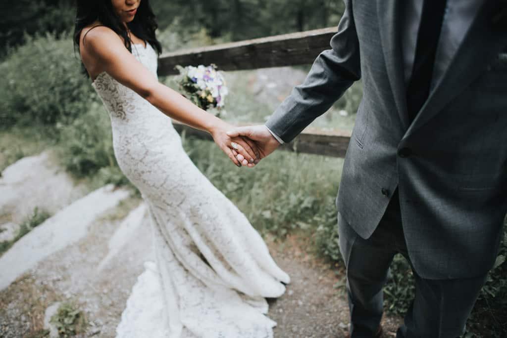 128 matrimonio in chiesa svizzera Rychiee + Dominik | Saas Fee   Svizzera   Matrimonio sulle Alpi