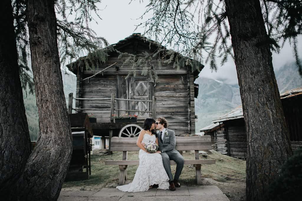 134 fotografo svizzera Rychiee + Dominik | Saas Fee   Svizzera   Matrimonio sulle Alpi