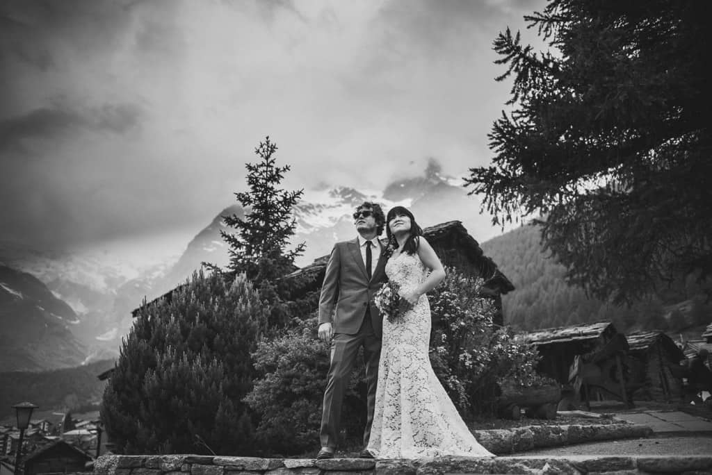 139 fotografo matrimonio saas fee Rychiee + Dominik | Saas Fee   Fotografo Matrimonio Alpi Svizzere
