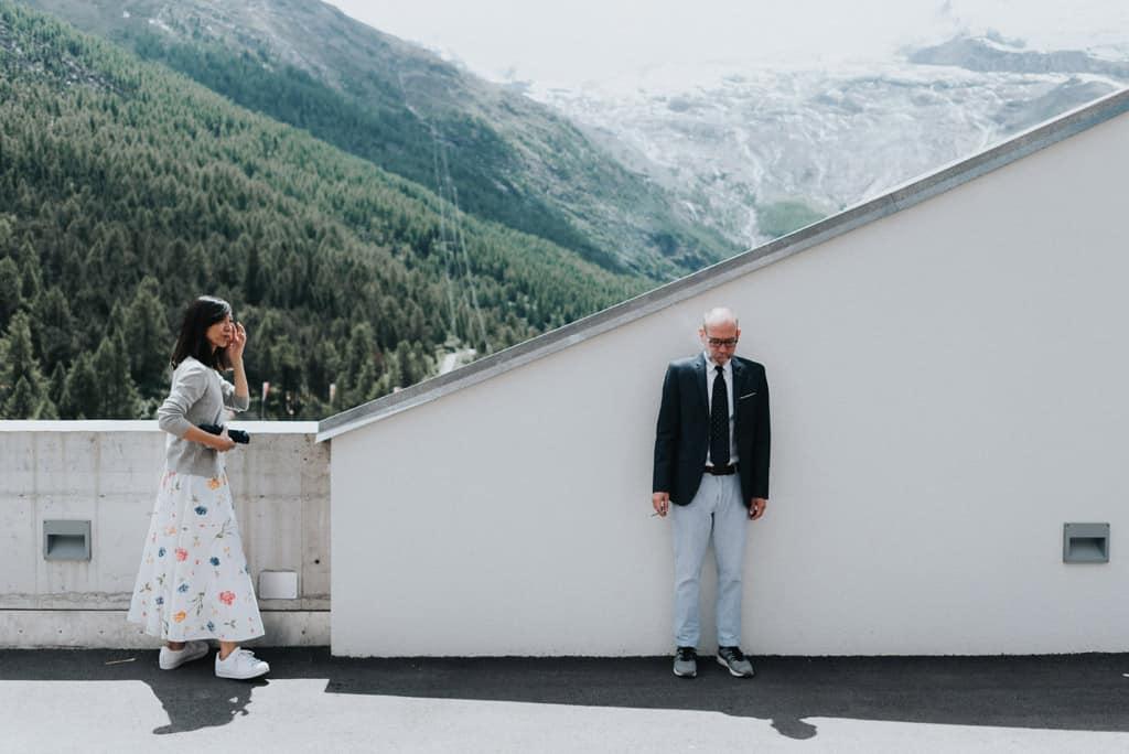 140 fotografo matrimonio saas fee Rychiee + Dominik | Saas Fee   Svizzera   Matrimonio sulle Alpi