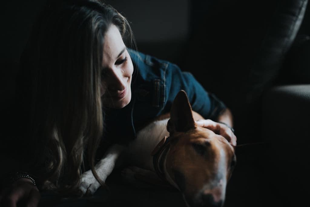 254 fotografo cani Servizio fotografico per fidanzati   Hipster Rock, Tatuaggi e Bull Terrier
