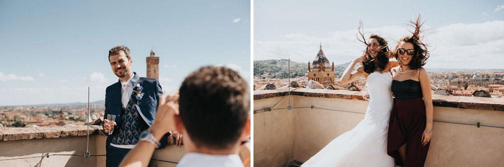 475 bologna torre prendiparte Matrimonio intimo e crazy   Fotografo Matrimoni Bologna