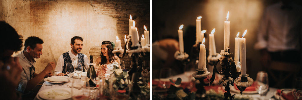 480 matrimonio a lume di candela Matrimonio intimo e crazy   Fotografo Matrimoni Bologna