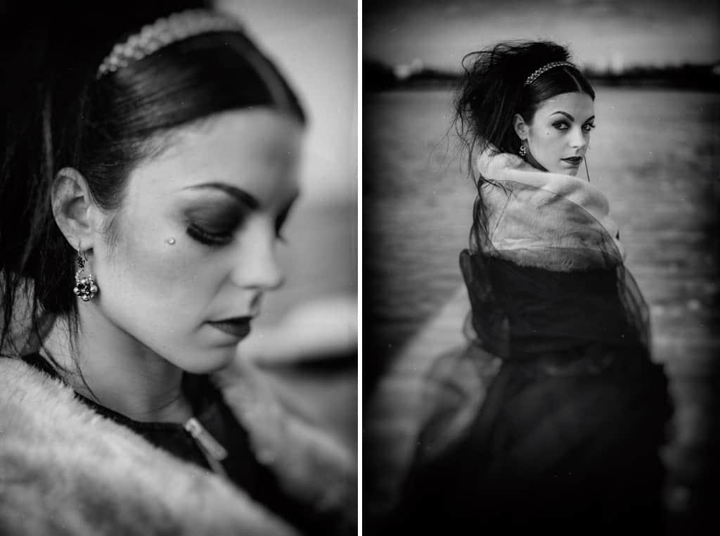 564 matrimonio goth Im not complete   Breve racconto fotografico dallo stile Dark