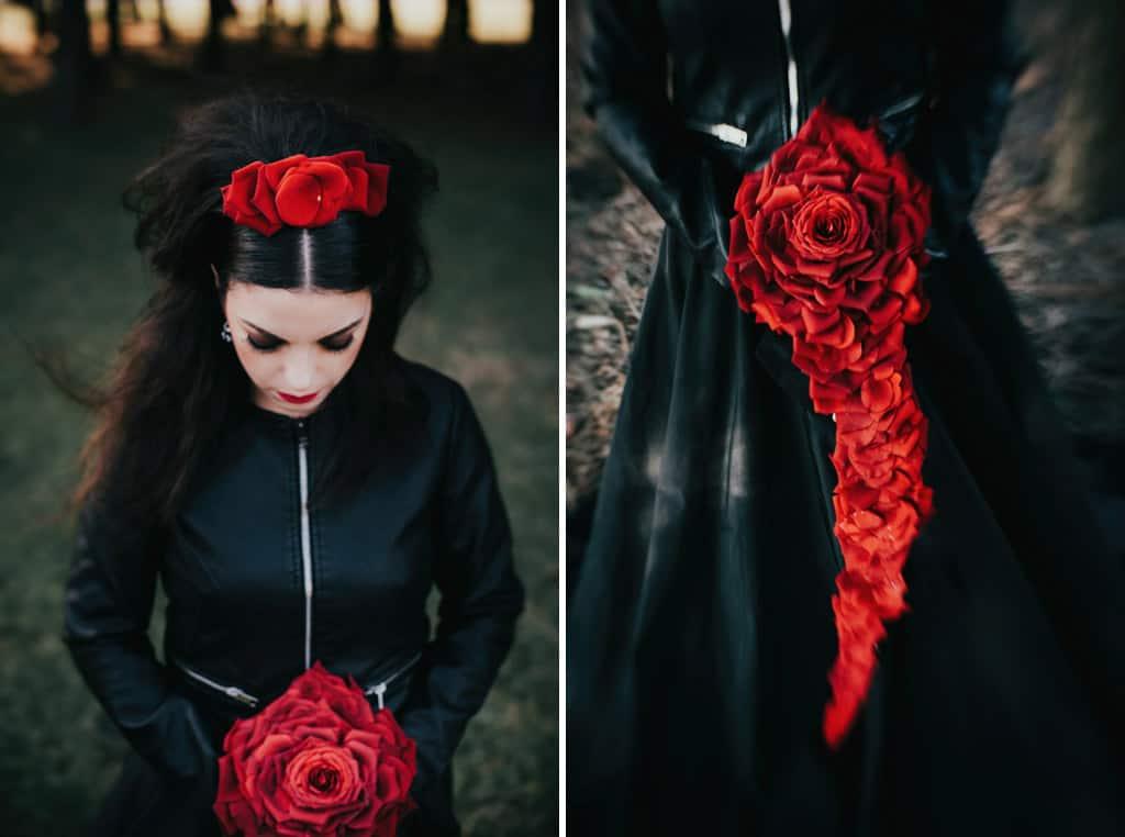 567 sposa dark Im not complete   Breve racconto fotografico dallo stile Dark