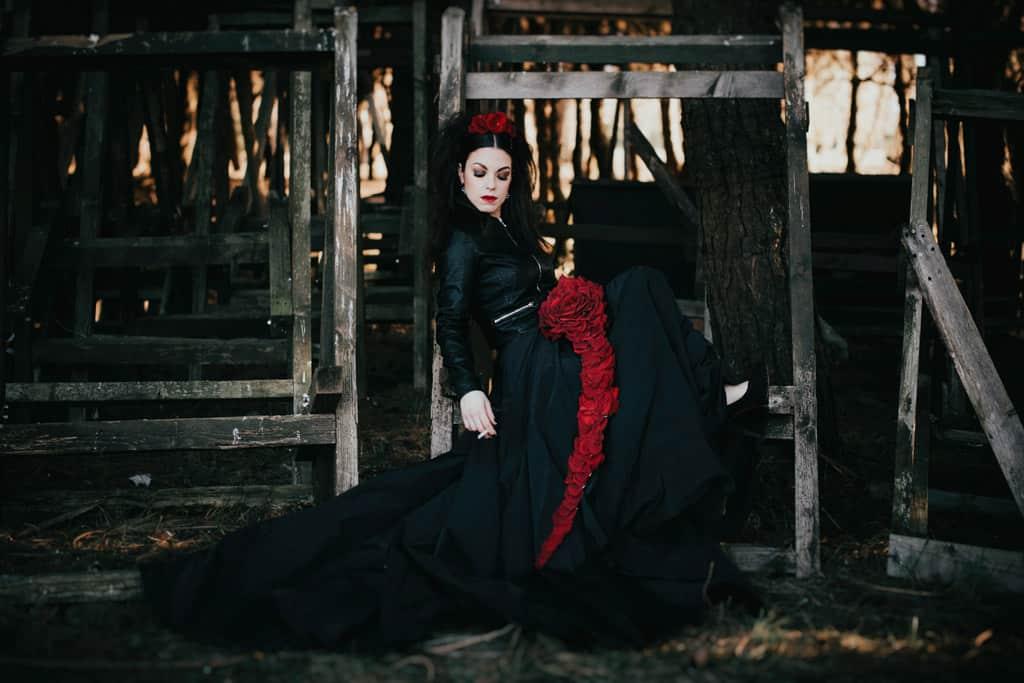 571 sposa dark Im not complete   Breve racconto fotografico dallo stile Dark