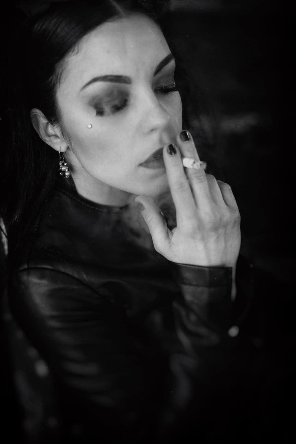 572 sposa goth Im not complete   Breve racconto fotografico dallo stile Dark