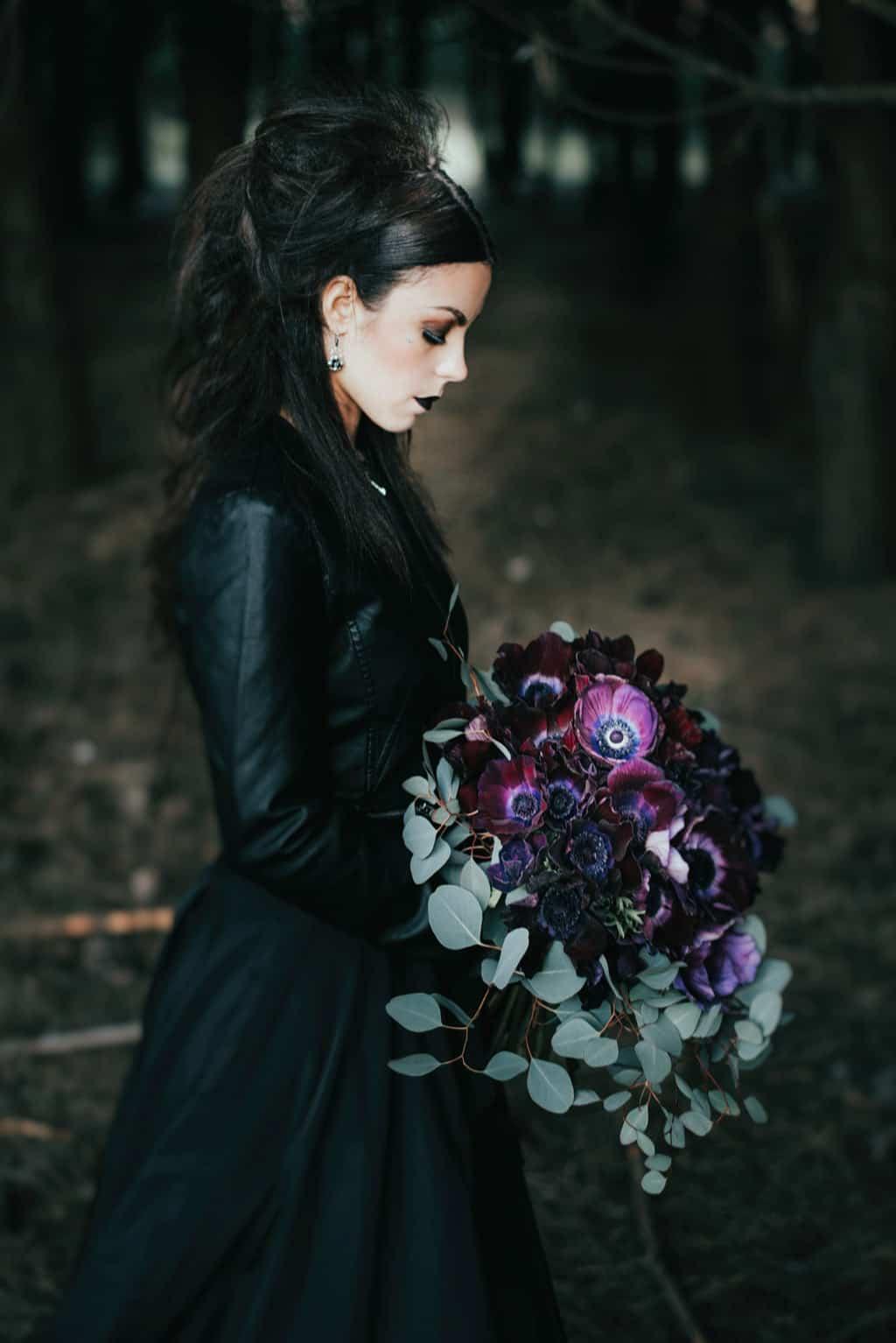 576 sposa goth Im not complete   Breve racconto fotografico dallo stile Dark