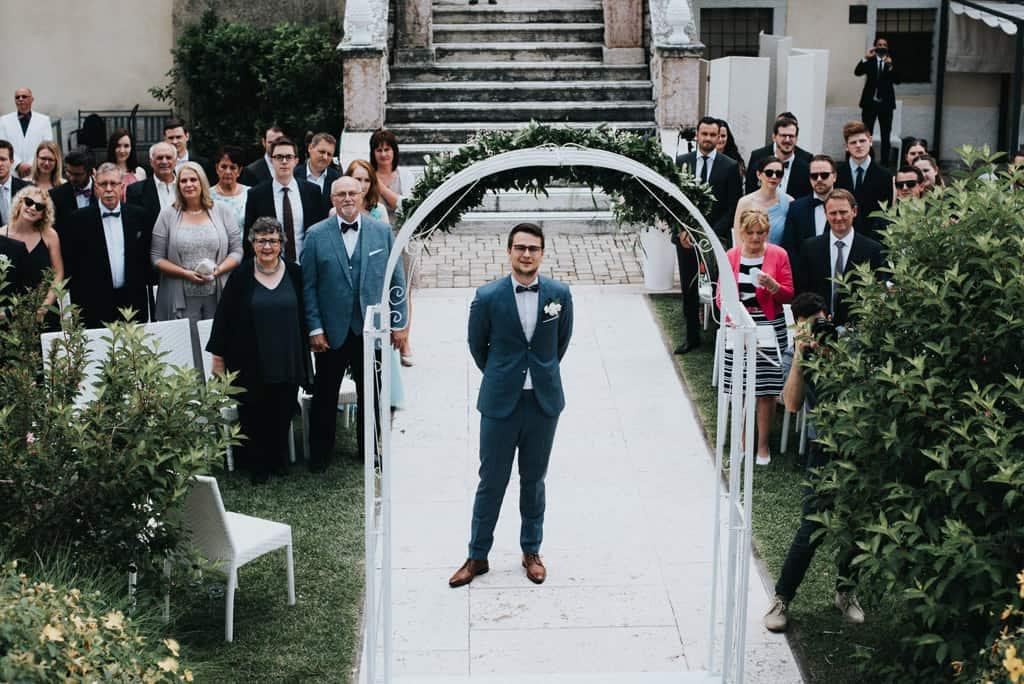 764 cerimonia villa cariola Da Monaco alla Valpolicella   matrimonio Villa Cariola