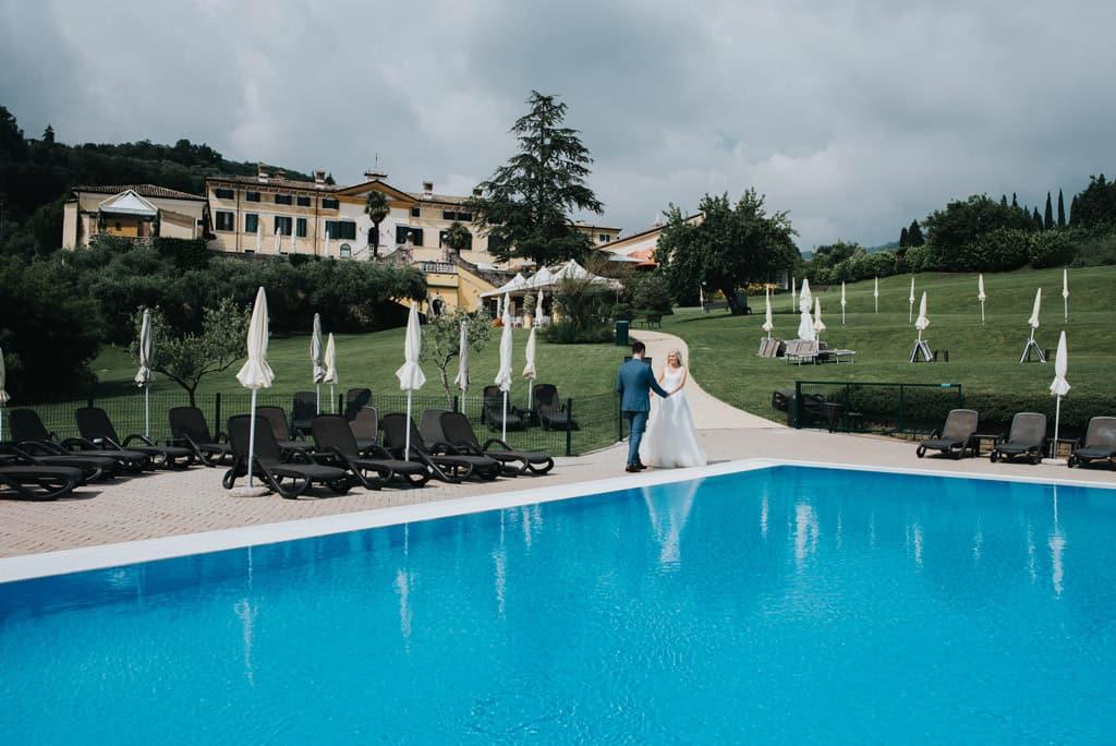 805 ceremony in villa cariola Da Monaco alla Valpolicella   matrimonio Villa Cariola