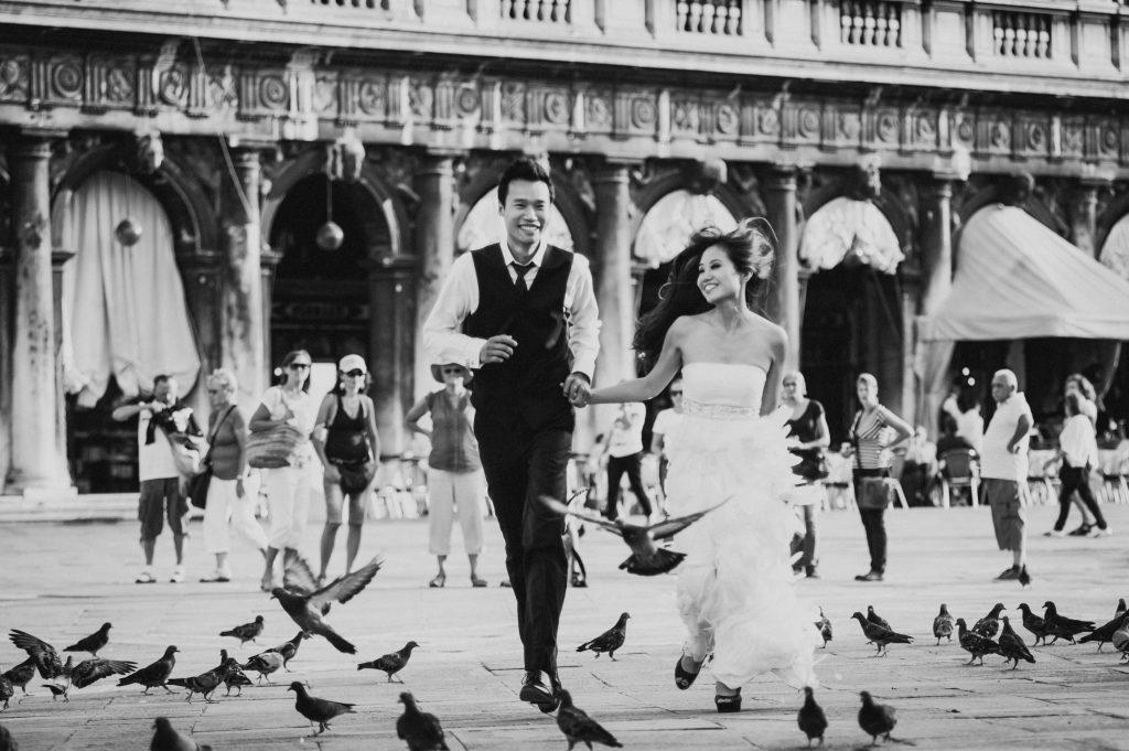 fotografo matrimonio venezia 0039 302 700 1313 1 1024x681 Luna di miele a Venezia