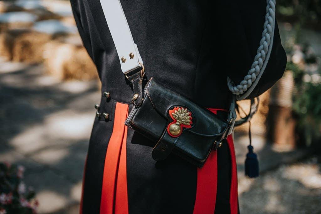 086 fotografo matrimonio padova Perchè un carabiniere si sposa in divisa? Matrimonio a Frassanelle